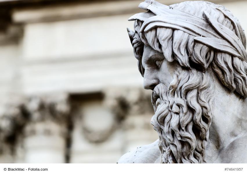 Zeus in der griechischen Mythologie