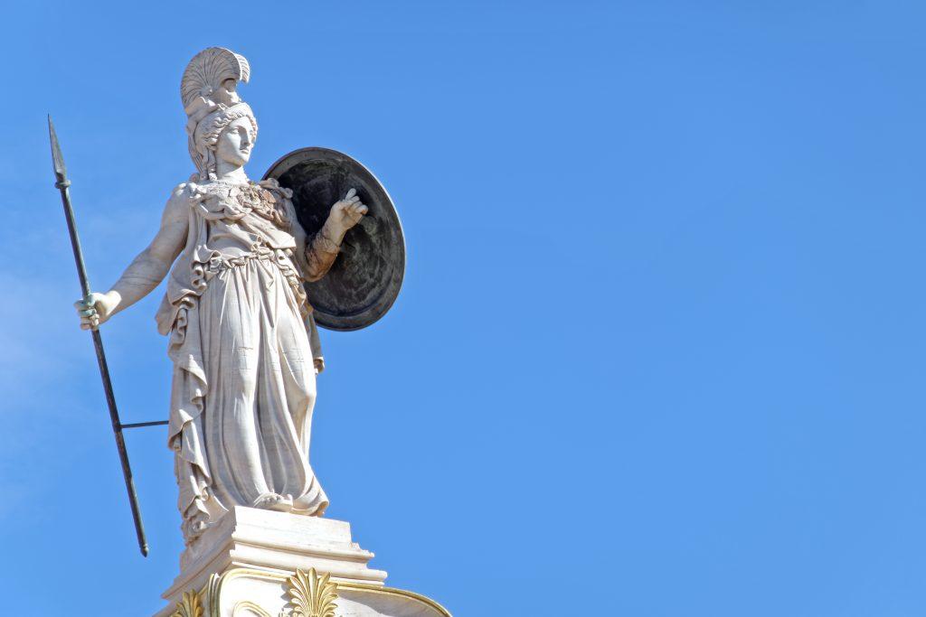 Göttin Athene