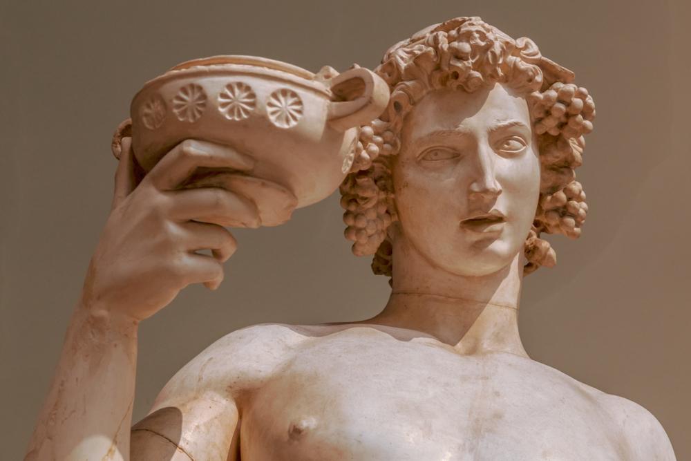 Gott Dionysos